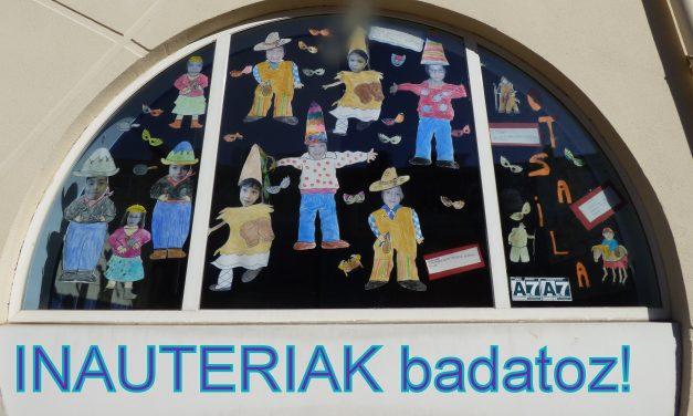 Inauteriak  Badatoz!